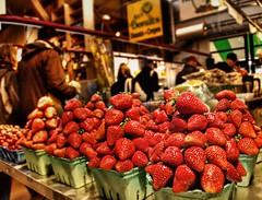 Strawberries - by Stuck in Customs