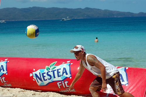 Nestea Fit Camp Hot Day 2 - Beach Sports Photography (2)