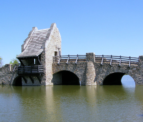 Bridge from the West
