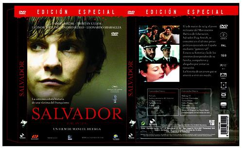 Salvador DVD Edición Especial (funda)