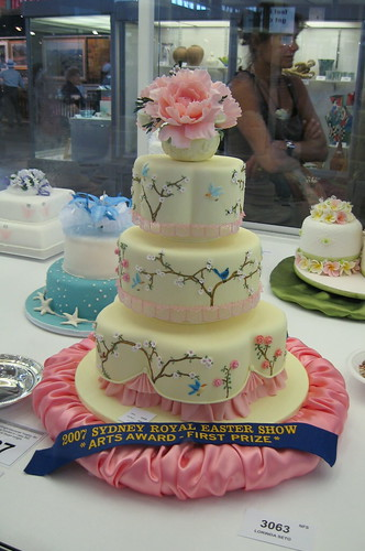 presentation and successful in creating the fairy tale wedding mood