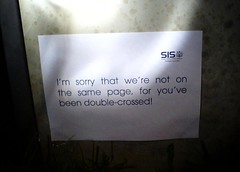 Polite Double-crosser