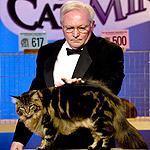 Dick Cheney cat show judge
