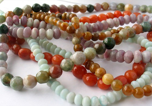 Gemstone strands