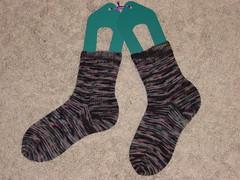 Colinette Jitterbug Socks