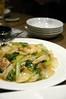小エビと野菜の塩味炒め, 天府, 秋葉原