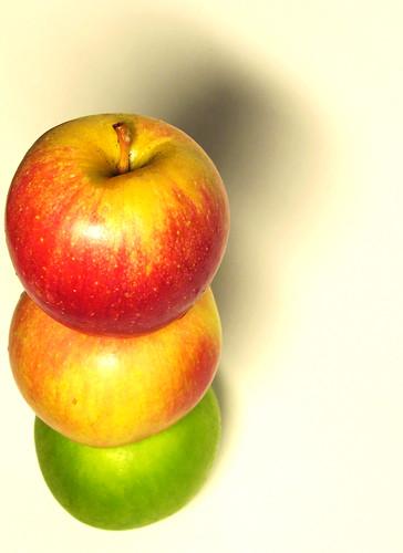 Manzanas (Foto de Gio JL)