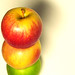 Apples' traffic