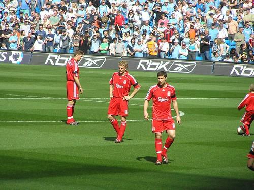 Gerrard, Kuyt, Alonso