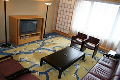 Hotel : drawing room