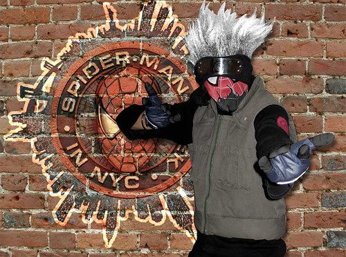 Kakashi Spidey Week