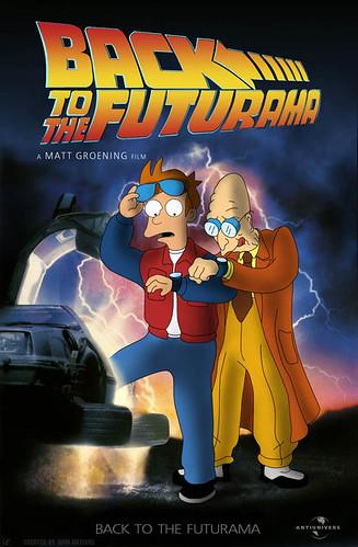 película de Futurama