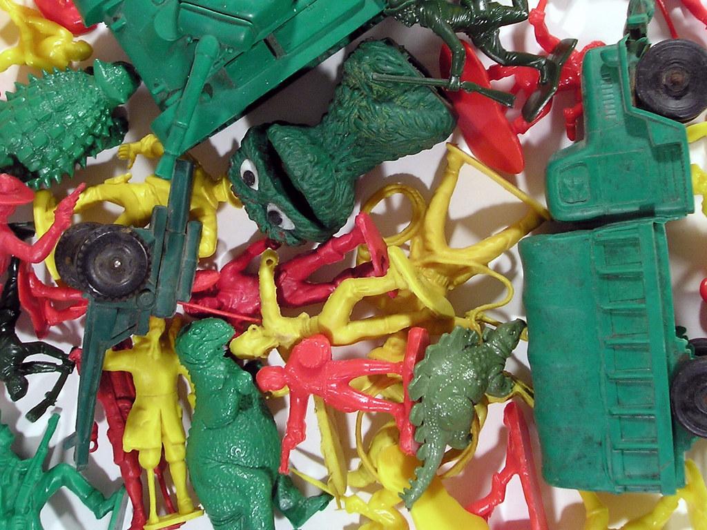 Mess O' Toys