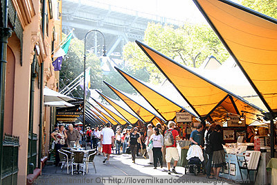 The Rocks Markets