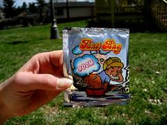 Fart Bag (NATTY H) Tags: trash bag boom gross fart