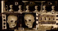 I've seen things.... (ART NAHPRO) Tags: manipulated nahpro replicant manray manraycontest63rdplacetied