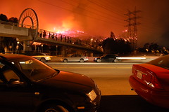 8:52pm (Atwater Village Newbie) Tags: california park ca cali fire la losangeles los village image angeles images socal atwater license getty losfeliz feliz contributor griffithpark griffith contribution av arson atwatervillage licensed nela northeastla griffithparkfire
