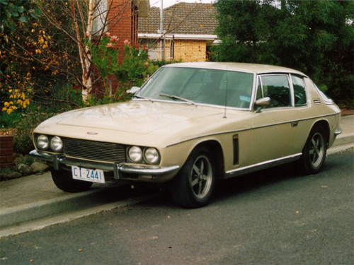 Jensen Interceptor III 128/4633