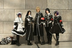 Rosen Creuz Orden, Trinity Blood (cosplay shooter) Tags: anime comics book costume blood comic cosplay manga fair leipzig trinity convention cosplayer rosen rollenspiel buchmesse 2007 bookfair orden roleplay lbm leipzigerbuchmesse creuz rosencreuz 10000z x201207