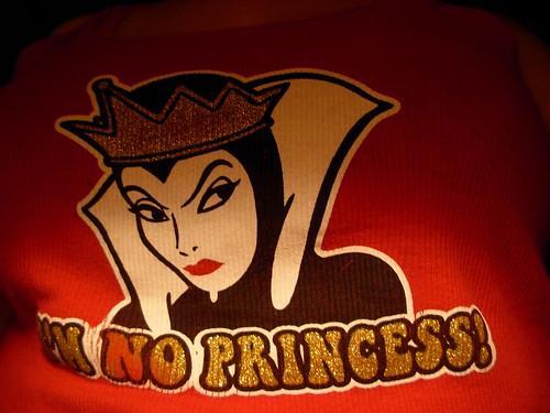 I'm No Princess!!!
