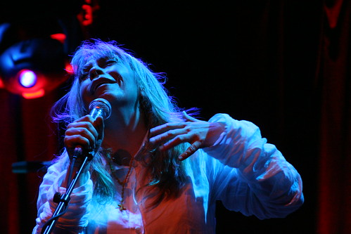 Rickie Lee Jones at the Paradiso May 8 2007