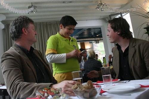 Kinderen Weekendschool Petje Af ontvangen gasten professioneel