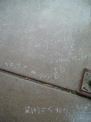 sidewalk math