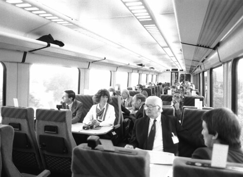Experimental train 1986