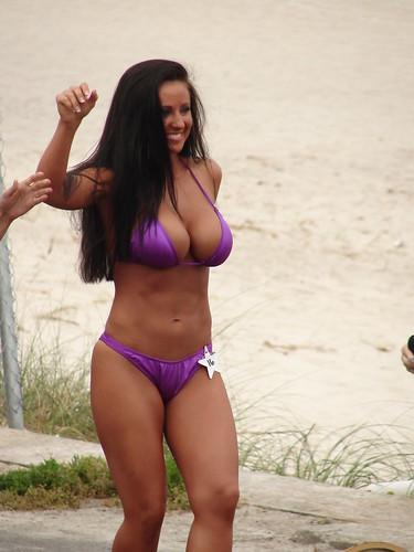 2007 Panama City Hooters Bikini contest contestant #16