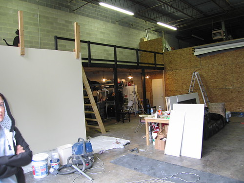 studio 400 renovations