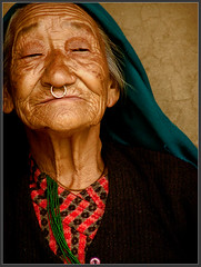 Beautiful old lady from Darap(Sikkim) village (Sukanto Debnath) Tags: nepal portrait woman india bravo asia searchthebest quality sony elder nosering ethnic northeast coolest f828 sikkim nepali jesters themoulinrouge greatphotographers debnath saarc outstandingshots fivestarsgallery  abigfave anawesomeshot superaplus aplusphoto superbmasterpiece beyondexcellence megashot fiveflickrfavs sukanto sukantodebnath world100f womenexpression theflickrcollection