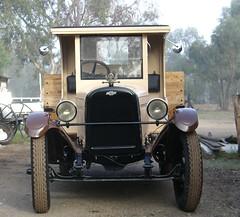 phils chev 28-3-2007 finally 058 (adze45) Tags: original vintage sydney australia londonderry nsw restoration chev silkyoak tallowwood chevtruck 1926chev chevclub