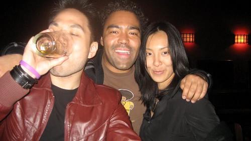 Logan Lo and Akira Bryson