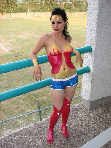 Body Painting Show Modern Girl Body Painting Ideas Body Painting Design