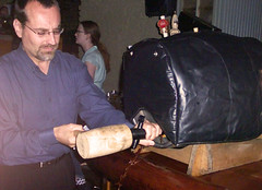 Tapping the firkin