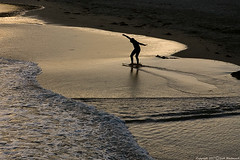 Boogie On, Silhouette Dude! (Jack Hindmarsh) Tags: ocean beach water silhouette pier sand bravo waves searchthebest skimboarding soe boogieboard avilabeach peopleschoice blueribbonwinner supershot magicdonkey 50faves instantfave outstandingshots mywinners abigfave flickrgold avilapier shieldofexcellence anawesomeshot tiossealofapproval goldenphotographer diamondclassphotographer flickrdiamond tornadoaward citritgroup searchandreward