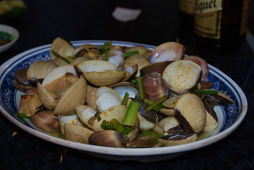 Danang clams