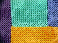 Moderne Baby Blanket - part 2