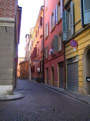 Brighter Modena street