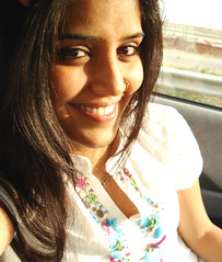 Sunshine (Karan V) Tags: summer white beauty smile indian longhair nosering beautifuleyes opop firsttheearth noseringthefeminine
