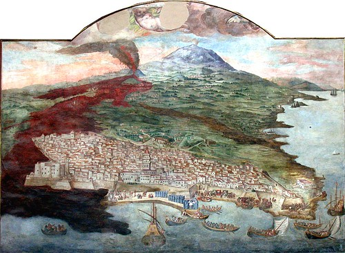 Mount Etna eruption in 1669 | Flickr - Photo Sharing!