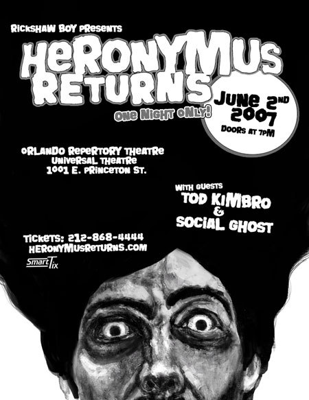 Heronymus Returns