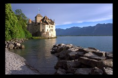 Chteau de Chillon (Available for licensing and purchase) (! .  Angela Lobefaro . !) Tags: blue topf25 topv111 azul architecture schweiz interestingness topf50 topv555 topv333 topf75 bravo nuvole suisse swiss quality topv444 gimp topv222 bleu ciel cielo linux 400views 300views topv777 500views chillon grn nuages topf100 frontpage ubuntu eos350d castillo 800views 600views 700views italians 2007 1000views outstanding montreux topv888 topf60 kubuntu chteaudechillon digikam topv900 topf40 topf80 topv1000 topv600 topv700 topf70 swisserland 900views topf90 topv800 magicdonkey 50faves someonelovesthisshot 40faves i500 60faves 70faves bestphotosonflickr 90faves bestpicturesonflickr a