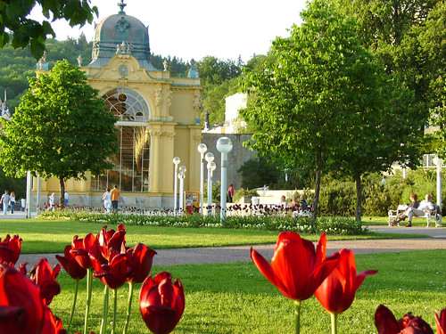 Springtime in Marienbad
