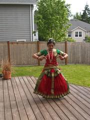 Practising at Home (Amudha Irudayam) Tags: dance indian classical bharatanatyam northwestfolklife amudha irudayam