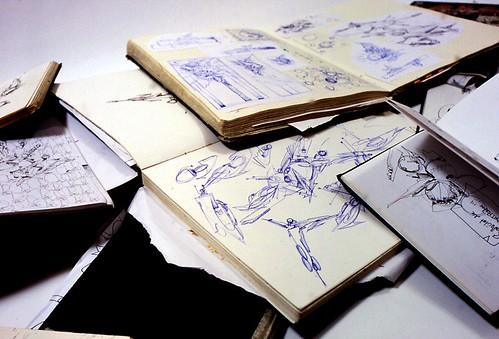 Seak´s blackbooks