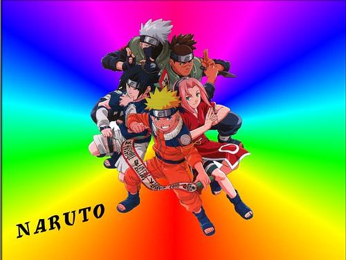 naruto sasuke sakura and kakashi. Sasuke, Naruto and Sakura.