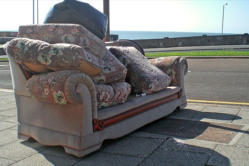 Random sofa. by DJ Bass