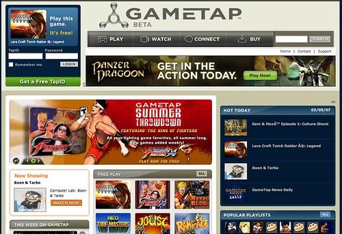 Gametap 3.0
