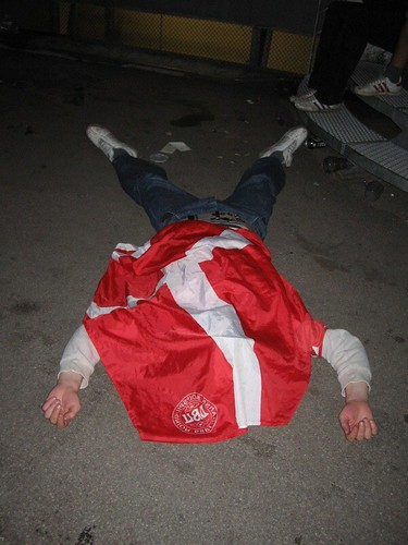 Down and out after the Euro 2008 qualifier